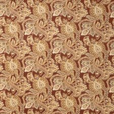 Sienna Jacobean Drapery and Upholstery Fabric by Fabricut