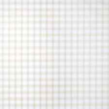 Natural Check Drapery and Upholstery Fabric by Fabricut