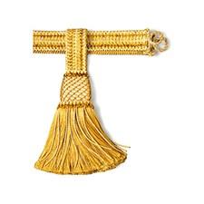 Versailles Gold Trim by Robert Allen