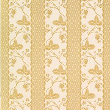 Champagne Leaves Drapery and Upholstery Fabric by Vervain