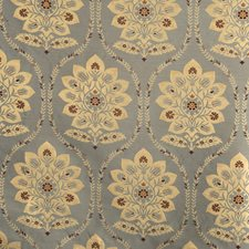 Horizon Damask Drapery and Upholstery Fabric by Vervain