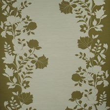 Seaglass Floral Drapery and Upholstery Fabric by Vervain
