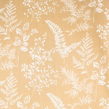 Camel Leaves Drapery and Upholstery Fabric by Vervain