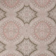 Cherry Blossom Jacquard Pattern Drapery and Upholstery Fabric by Stroheim