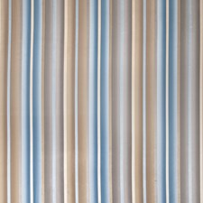 Summer Sky Stripes Drapery and Upholstery Fabric by Stroheim