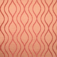 Brick Contemporary Drapery and Upholstery Fabric by Trend