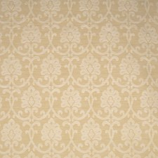 Sand Damask Drapery and Upholstery Fabric by Trend