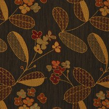 Midnight Drapery and Upholstery Fabric by RM Coco