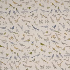 Parrot Drapery and Upholstery Fabric by Robert Allen