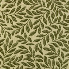 Olive Drapery and Upholstery Fabric by B. Berger