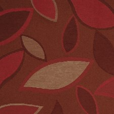Burnt Merlot Drapery and Upholstery Fabric by RM Coco