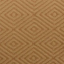 Caramel Diamond Drapery and Upholstery Fabric by B. Berger