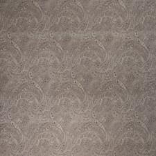 Mocha Swirl Paisley Drapery and Upholstery Fabric by Fabricut