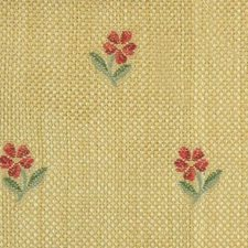 Saffron/gold Drapery and Upholstery Fabric by Duralee