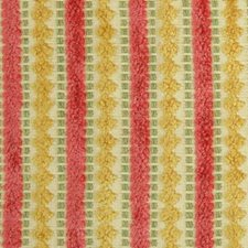 Gold/melon Drapery and Upholstery Fabric by Duralee