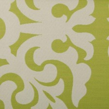 Key Lime Geometric Drapery and Upholstery Fabric by Duralee