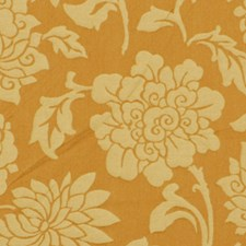 Apricot Drapery and Upholstery Fabric by Robert Allen/Duralee