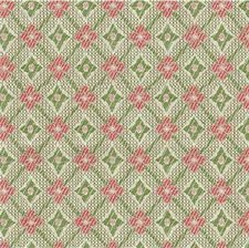 Pink/Light Green/Beige Small Scales Drapery and Upholstery Fabric by Kravet