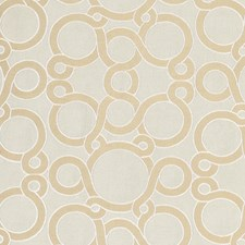 Ice Milk Drapery and Upholstery Fabric by Schumacher