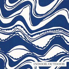 Surf Drapery and Upholstery Fabric by Schumacher