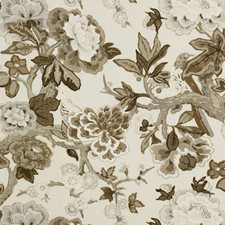 Snow Drapery and Upholstery Fabric by Schumacher