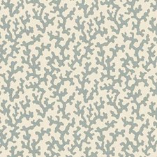 Orpington Blue Drapery and Upholstery Fabric by Schumacher