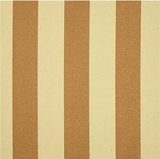 Rust Stripes Drapery and Upholstery Fabric by Kravet