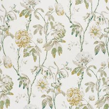 Citron Drapery and Upholstery Fabric by Schumacher