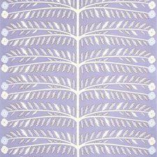 Lavendar Drapery and Upholstery Fabric by Schumacher