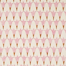 Rose/Copper Drapery and Upholstery Fabric by Schumacher