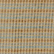 Aqua/cocoa Drapery and Upholstery Fabric by Highland Court