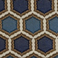 Blueberry Drapery and Upholstery Fabric by Highland Court