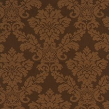 Coffee Drapery and Upholstery Fabric by RM Coco