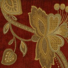 Crimson Drapery and Upholstery Fabric by Highland Court