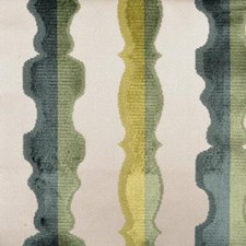 Aegean Abstract Drapery and Upholstery Fabric by Highland Court