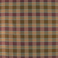 Plaid Drapery and Upholstery Fabric by Kravet