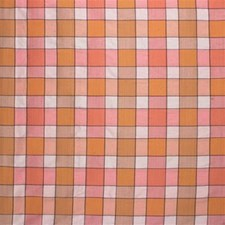 Shell/B Plaid Drapery and Upholstery Fabric by Lee Jofa