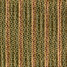 Loden Stripes Drapery and Upholstery Fabric by Lee Jofa