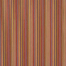 Scarlet Stripes Drapery and Upholstery Fabric by Lee Jofa
