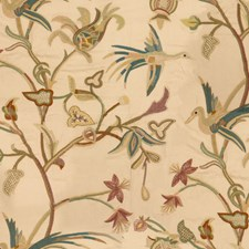 Quartz Jacobeans Drapery and Upholstery Fabric by Lee Jofa