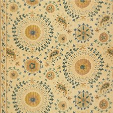 Multi Asian Drapery and Upholstery Fabric by Lee Jofa