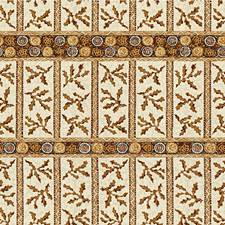 Brown Ethnic Drapery and Upholstery Fabric by Lee Jofa