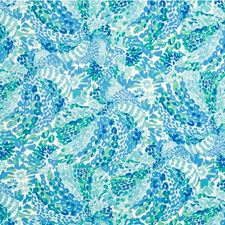 Shorely Blue Outdoor Drapery and Upholstery Fabric by Lee Jofa