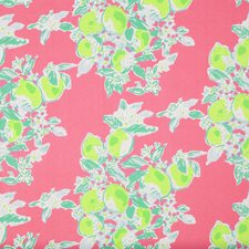 Hotty Pink Vegetable Drapery and Upholstery Fabric by Lee Jofa