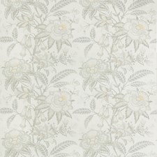 Cloud Botanical Drapery and Upholstery Fabric by Lee Jofa