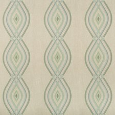Mist Geometric Drapery and Upholstery Fabric by Lee Jofa