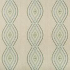 Mist Geometric Drapery and Upholstery Fabric by Lee Jofa
