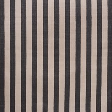 Black Stripes Drapery and Upholstery Fabric by Lee Jofa