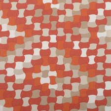 Tangerine Drapery and Upholstery Fabric by Duralee