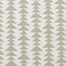 Dove Geometric Drapery and Upholstery Fabric by Duralee